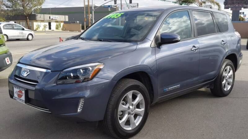 2012 Toyota RAV4 EV for sale at Approved Autos in Bakersfield CA