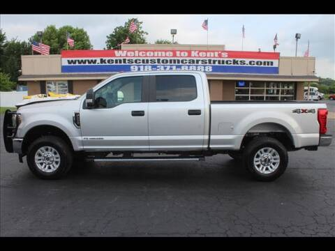 2019 Ford F-250 Super Duty for sale at Kents Custom Cars and Trucks in Collinsville OK