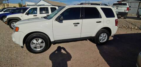 2012 Ford Escape for sale at ACE AUTO SALES in Lake Havasu City AZ