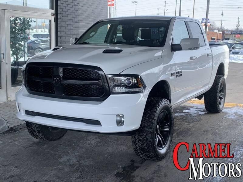 2017 RAM Ram Pickup 1500 for sale at Carmel Motors in Indianapolis IN