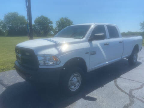2017 RAM Ram Pickup 2500 for sale at EAGLE ONE AUTO SALES in Leesburg OH