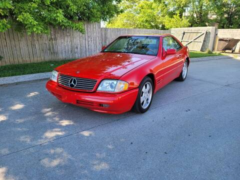 1999 Mercedes-Benz SL-Class for sale at Harold Cummings Auto Sales in Henderson KY