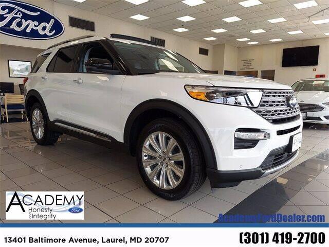 2021 Ford Explorer Hybrid for sale in Laurel, MD