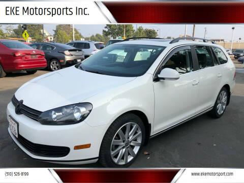 2013 Volkswagen Jetta for sale at EKE Motorsports Inc. in El Cerrito CA