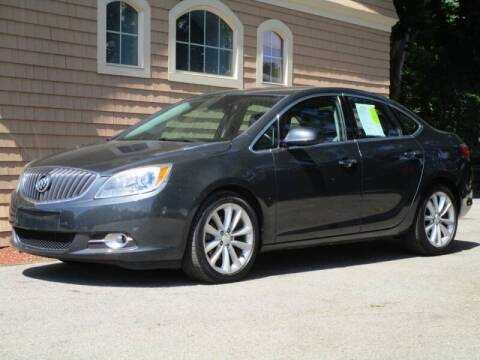 2014 Buick Verano for sale at Car and Truck Exchange, Inc. in Rowley MA