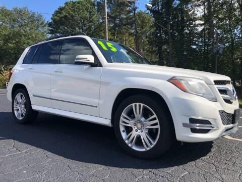 2015 Mercedes-Benz GLK for sale at Chris Motors in Decatur GA