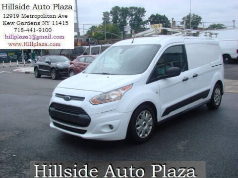 2017 Ford Transit Connect Cargo for sale at Hillside Auto Plaza in Kew Gardens NY