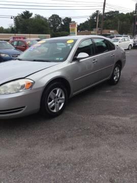 2007 Chevrolet Impala for sale at Lancaster Auto Detail & Auto Sales in Lancaster PA