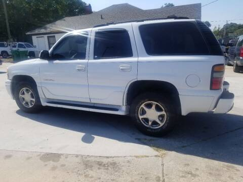 2004 GMC Yukon for sale at Palmer Automobile Sales in Decatur GA