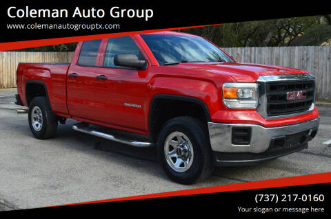 2014 GMC Sierra 1500 for sale at Coleman Auto Group in Austin TX