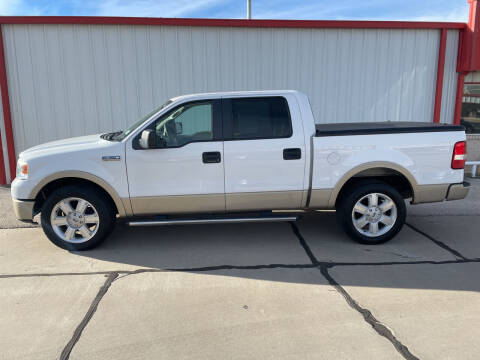 2007 Ford F-150 for sale at WESTERN MOTOR COMPANY in Hobbs NM