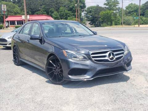 2014 Mercedes-Benz E-Class for sale at Auto Mart in Kannapolis NC