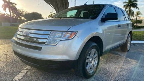 2010 Ford Edge for sale at GERMANY TECH in Boca Raton FL