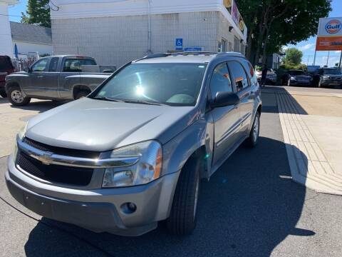 2005 Chevrolet Equinox for sale at Quincy Shore Automotive in Quincy MA
