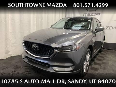 2020 Mazda CX-5 for sale at Southtowne Mazda of Sandy in Sandy UT