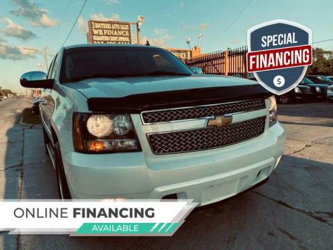 2013 Chevrolet Suburban for sale at 3 Brothers Auto Sales Inc in Detroit MI