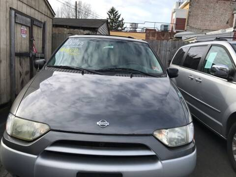2002 Nissan Quest for sale at Chambers Auto Sales LLC in Trenton NJ