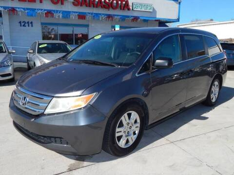 2012 Honda Odyssey for sale at Auto Outlet of Sarasota in Sarasota FL