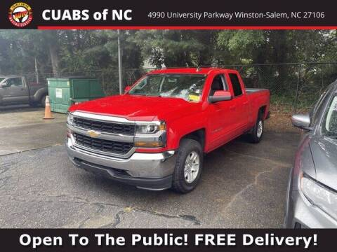 2019 Chevrolet Silverado 1500 LD for sale at Summit Credit Union Auto Buying Service in Winston Salem NC