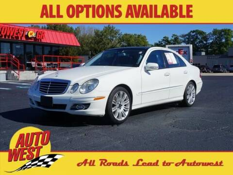 2008 Mercedes-Benz E-Class for sale at Autowest of GR in Grand Rapids MI