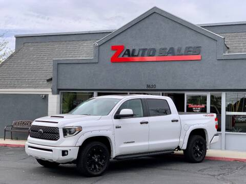 2019 Toyota Tundra for sale at Z Auto Sales in Boise ID