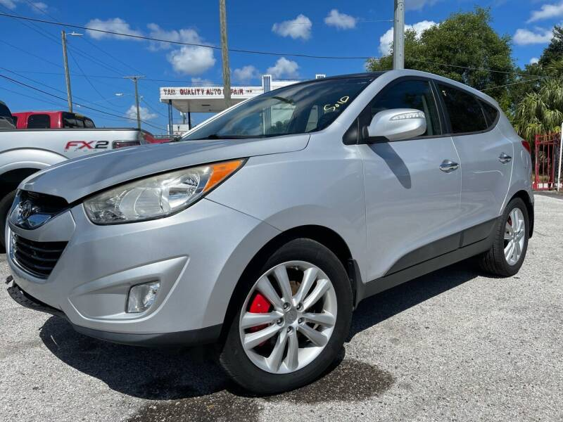 2012 Hyundai Tucson for sale at Always Approved Autos in Tampa FL