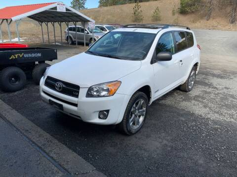 2012 Toyota RAV4 for sale at CARLSON'S USED CARS in Troy ID