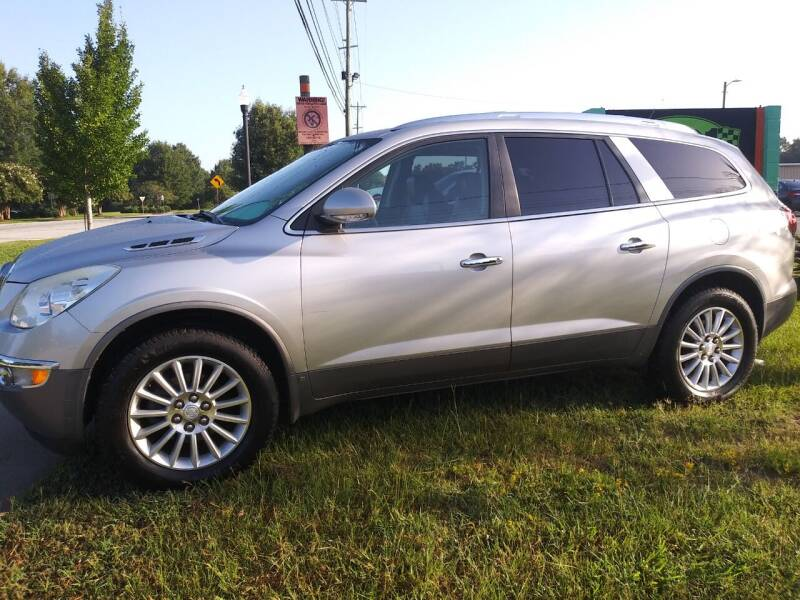 2008 Buick Enclave for sale at Auto 1 Madison in Madison GA