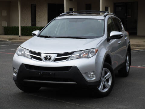 2013 Toyota RAV4 for sale at Ritz Auto Group in Dallas TX