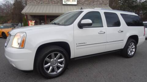 2009 GMC Yukon XL for sale at Driven Pre-Owned in Lenoir NC