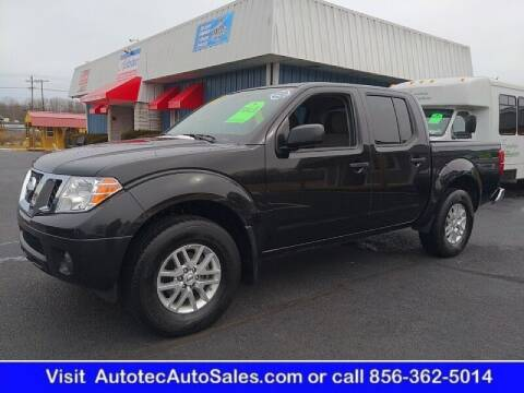 2019 Nissan Frontier for sale at Autotec Auto Sales in Vineland NJ