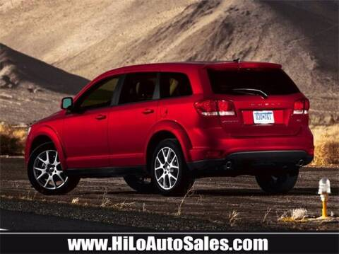 2014 Dodge Journey for sale at Hi-Lo Auto Sales in Frederick MD