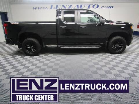 2020 Chevrolet Silverado 1500 for sale at LENZ TRUCK CENTER in Fond Du Lac WI
