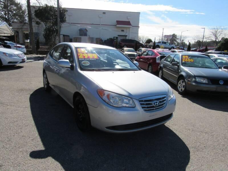 2010 Hyundai Elantra for sale at Auto Bella Inc. in Clayton NC