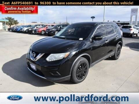 2015 Nissan Rogue for sale at South Plains Autoplex by RANDY BUCHANAN in Lubbock TX