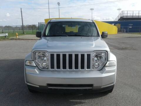 2011 Jeep Liberty for sale at Parkside Auto in Niagara Falls NY