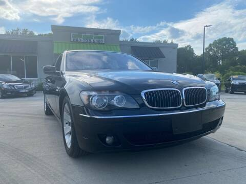 2006 BMW 7 Series for sale at Cross Motor Group in Rock Hill SC