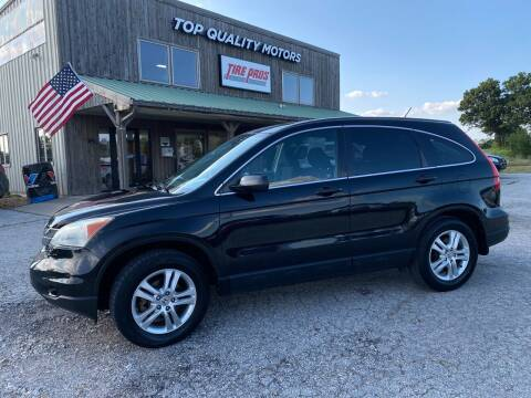 2010 Honda CR-V for sale at Top Quality Motors & Tire Pros in Ashland MO