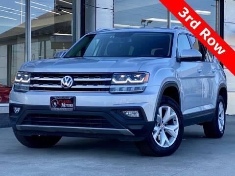 2019 Volkswagen Atlas for sale at Carmel Motors in Indianapolis IN