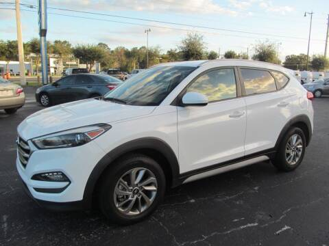 2017 Hyundai Tucson for sale at Blue Book Cars in Sanford FL