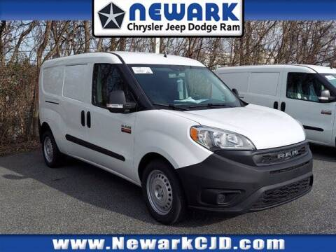 2021 RAM ProMaster City Cargo for sale at NEWARK CHRYSLER JEEP DODGE in Newark DE