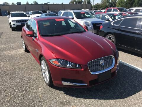 2013 Jaguar XF for sale at DC Motorcars in Springfield VA