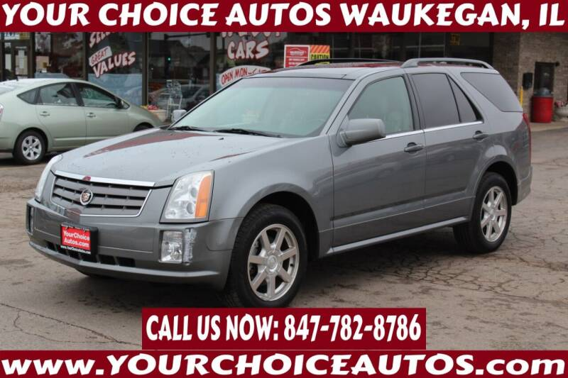 2005 Cadillac SRX for sale at Your Choice Autos - Waukegan in Waukegan IL