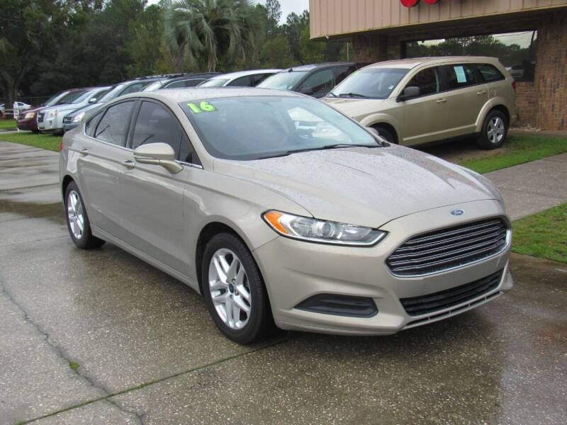 2016 Ford Fusion SE 4dr Sedan - Lakeland FL