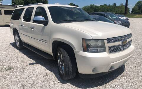 2010 Chevrolet Suburban for sale at Champion Motorcars in Springdale AR