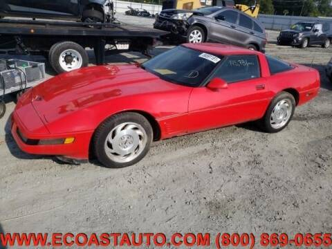 1995 Chevrolet Corvette for sale at East Coast Auto Source Inc. in Bedford VA