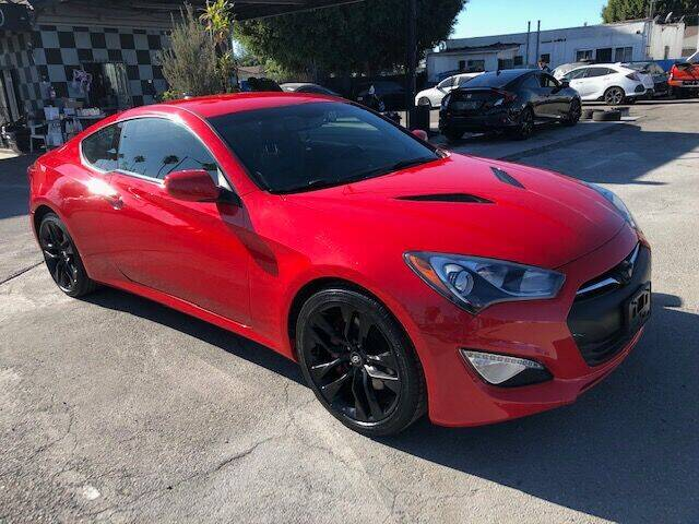 2014 Hyundai Genesis Coupe for sale at Ivys Motorsport in Los Angeles CA