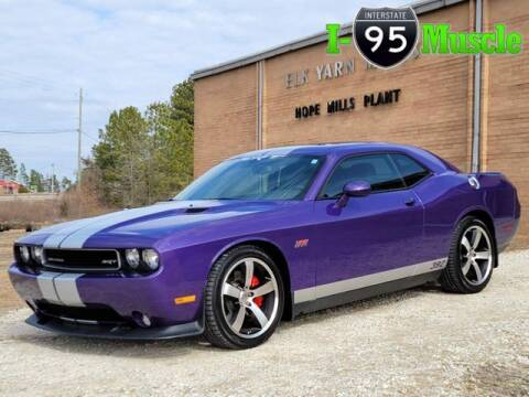 2013 Dodge Challenger for sale at I-95 Muscle in Hope Mills NC