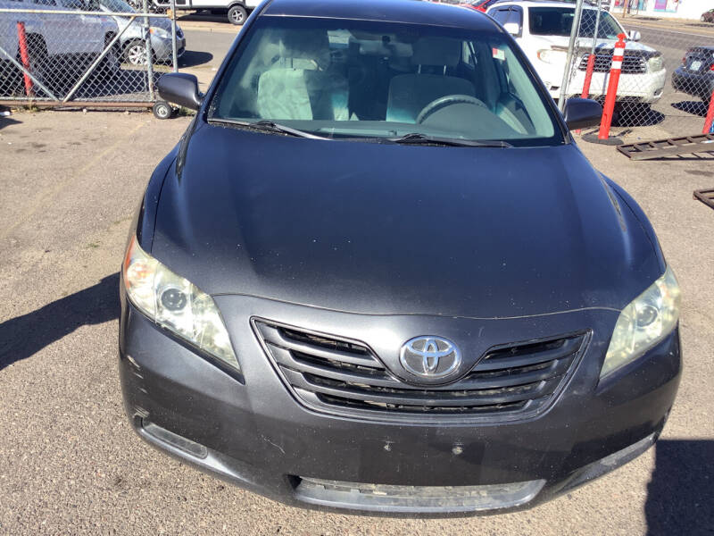 2009 Toyota Camry for sale at GPS Motors in Denver CO