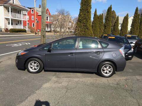 2010 Toyota Prius for sale at Auto Kraft in Agawam MA